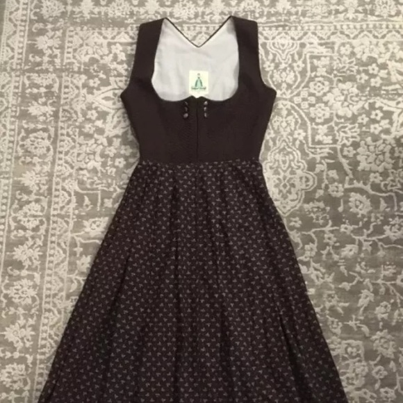 Vintage German Dress
